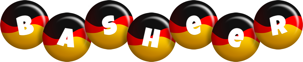 Basheer german logo