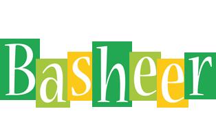 Basheer lemonade logo