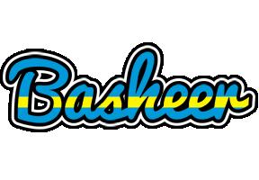Basheer sweden logo
