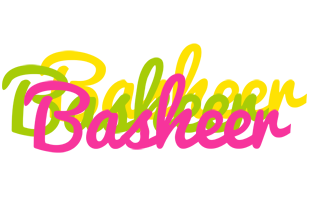 Basheer sweets logo