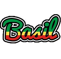 Basil african logo