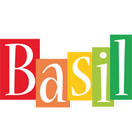 Basil colors logo