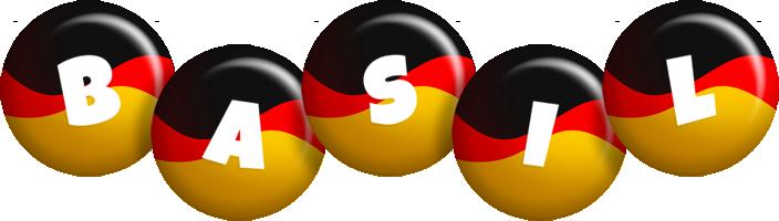 Basil german logo