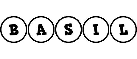 Basil handy logo