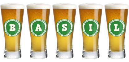 Basil lager logo