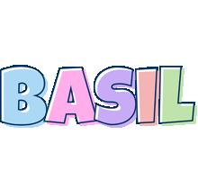 Basil pastel logo