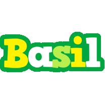 Basil soccer logo