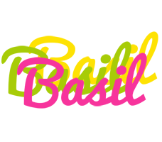 Basil sweets logo