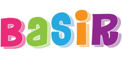 Basir friday logo