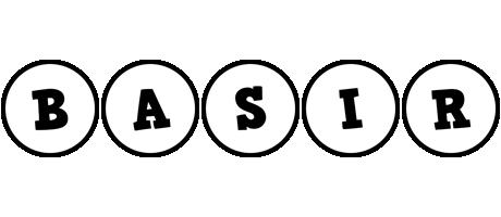 Basir handy logo