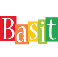 Basit colors logo