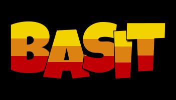 Basit jungle logo