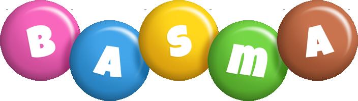 Basma candy logo