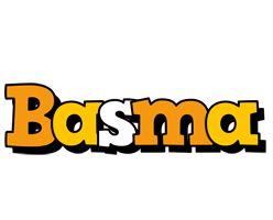 Basma cartoon logo