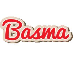 Basma chocolate logo