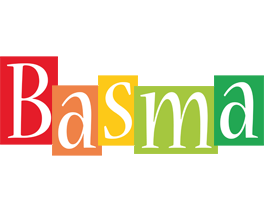 Basma colors logo