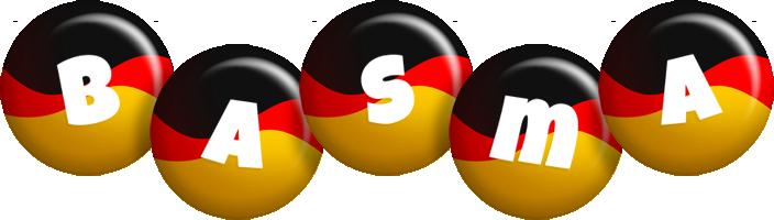 Basma german logo