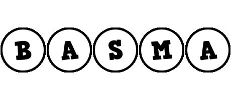 Basma handy logo