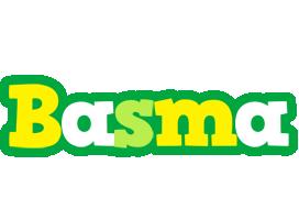 Basma soccer logo