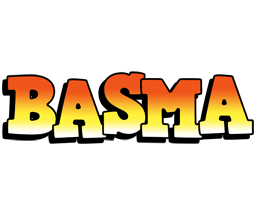 Basma sunset logo