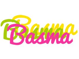 Basma sweets logo