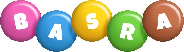 Basra candy logo