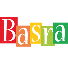 Basra colors logo