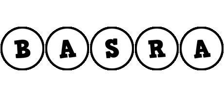 Basra handy logo