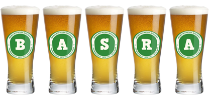 Basra lager logo