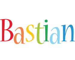Bastian birthday logo