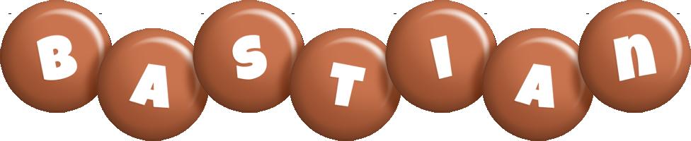 Bastian candy-brown logo