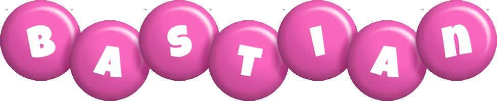 Bastian candy-pink logo
