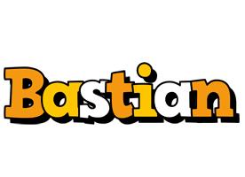 Bastian cartoon logo