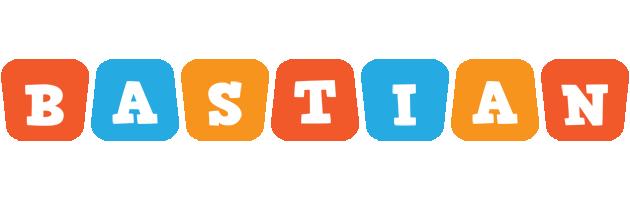Bastian comics logo