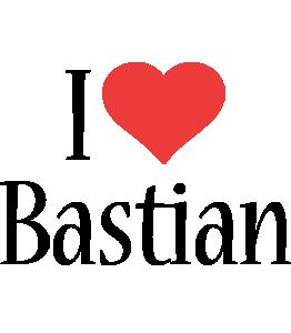 Bastian i-love logo