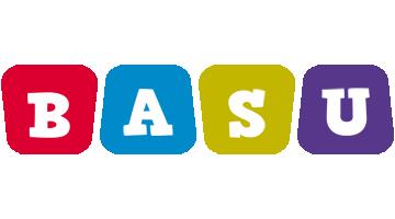Basu daycare logo