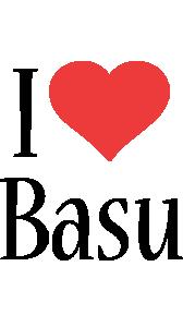 Basu i-love logo