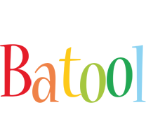 Batool birthday logo