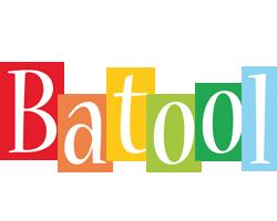Batool colors logo