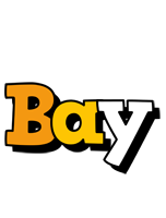 Bay cartoon logo