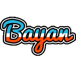 Bayan america logo