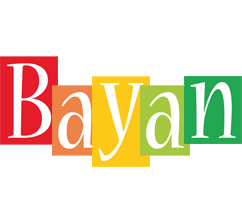 Bayan colors logo