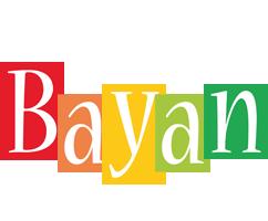 Bayan colors logo