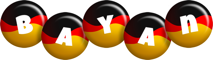 Bayan german logo