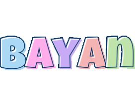 Bayan pastel logo