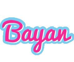 Bayan popstar logo