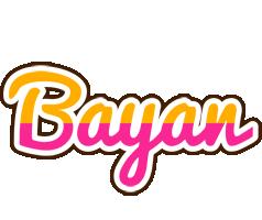 Bayan smoothie logo