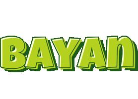 Bayan summer logo