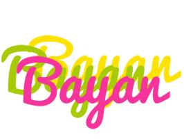 Bayan sweets logo