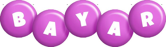 Bayar candy-purple logo